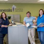 Genesis Plastics Welding Administration staff