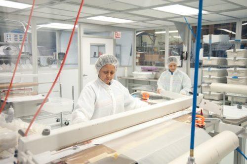 Medical Device Clean Room Manufacturing Genesis Plastics Welding
