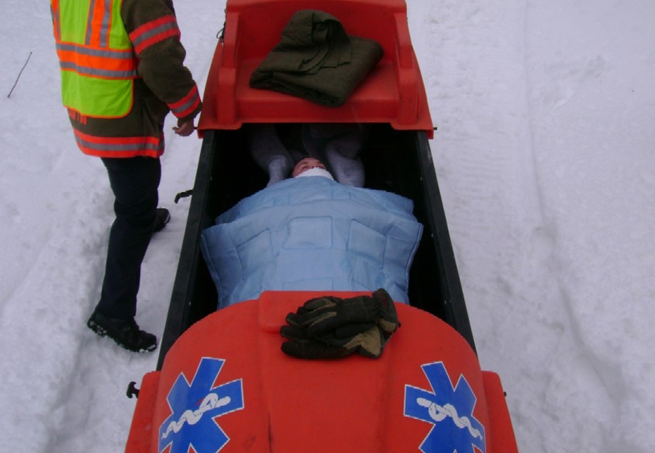 Emergency Warming Blankets