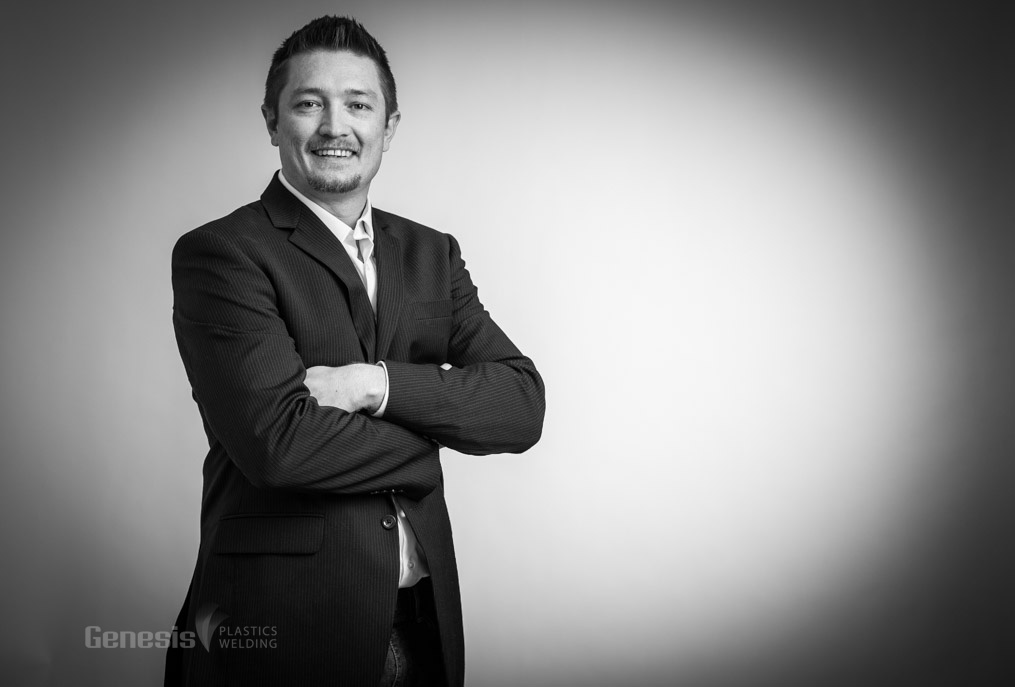 Jason Spoolstra, Sales Engineer at Genesis Plastics Welding
