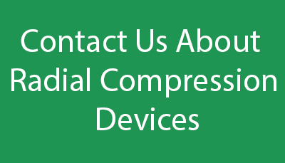 radial compression devices button