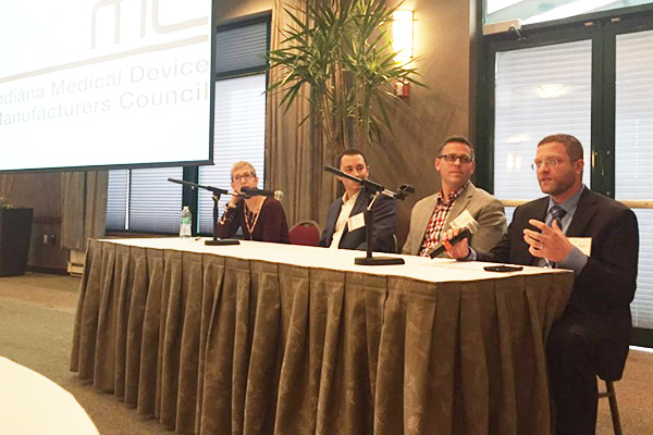 2017 IMDMC Annual Meeting, Panel Disucssion