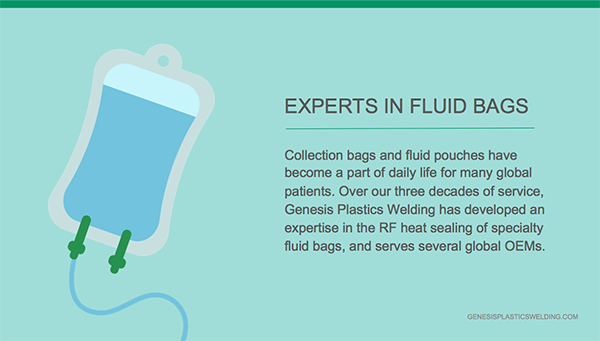 Genesis Plastics Welding Fluid Bags Experts