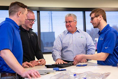 Genesis Plastics Welding Sales & Engineering Staff
