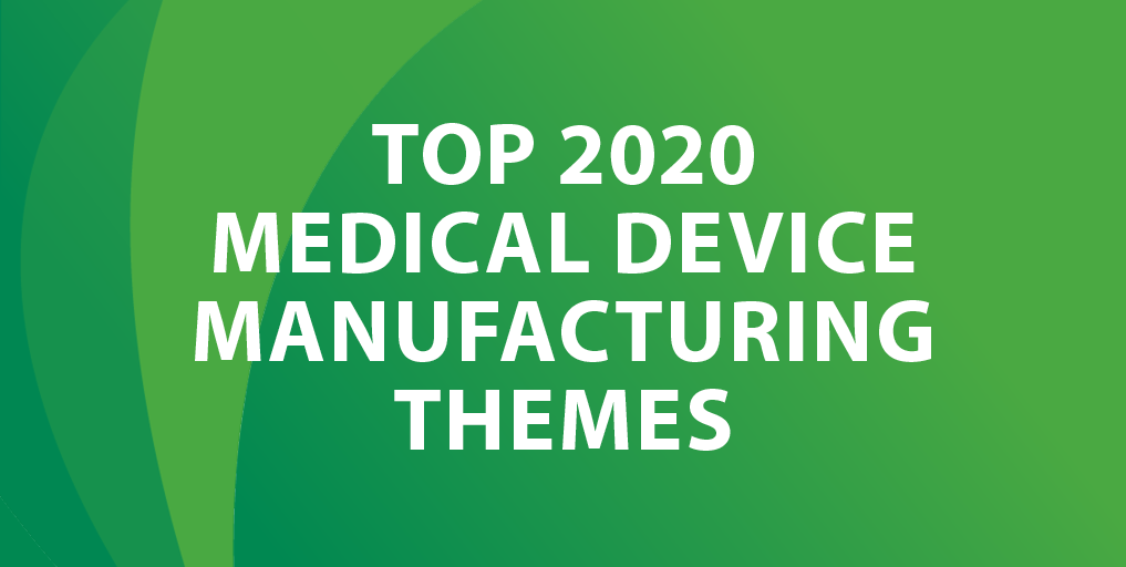 Medical Device Manufacturing 2020